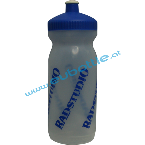 EU Bottle BigMouth 600ml clear - Radstudio Innsbruck