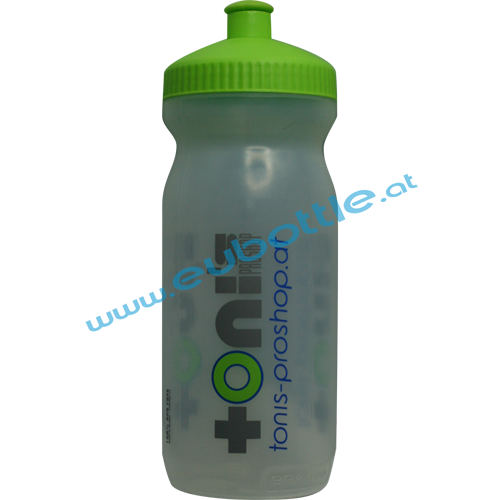 EU Bottle BigMouth 600ml clear - Tonis Proshop