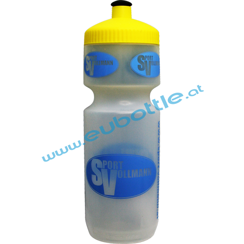 EU Bottle BigMouth 750ml clear - Sport Vollmann