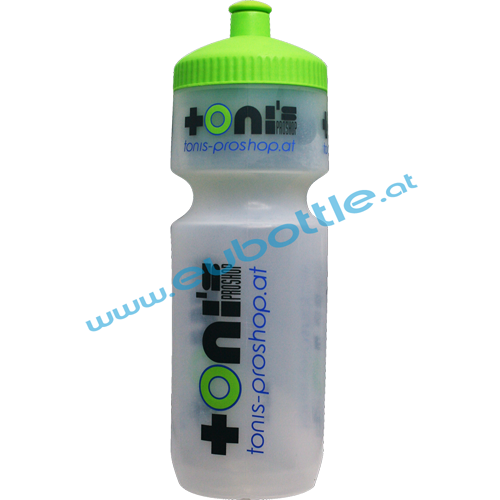 EU Bottle BigMouth 750ml clear - Tonis Proshop