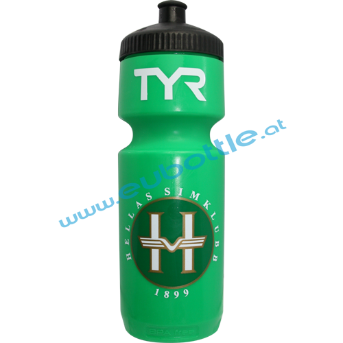 EU Bottle BigMouth 750ml green - Hellas Simklubb