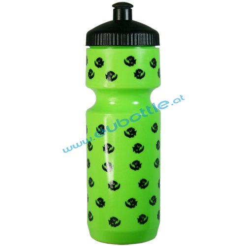 EU Bottle BigMouth 750ml green - Piranhas