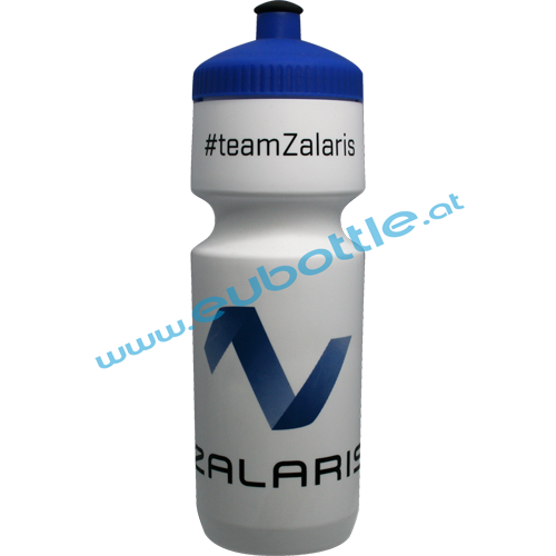 EU Bottle BigMouth 750ml white - Team Zalaris