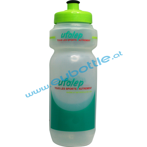 EU Bottle Classic 650ml clear - Ufolep