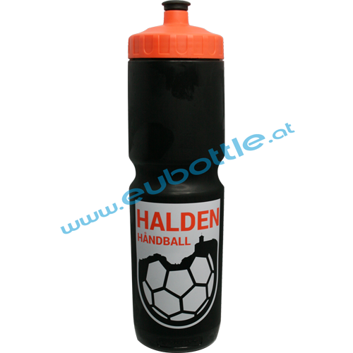 EU Bottle MAX 1000ml black - HKl Halden