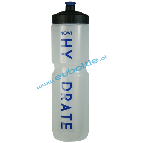 EU Bottle MAX 1000ml clear - Hydrato Now