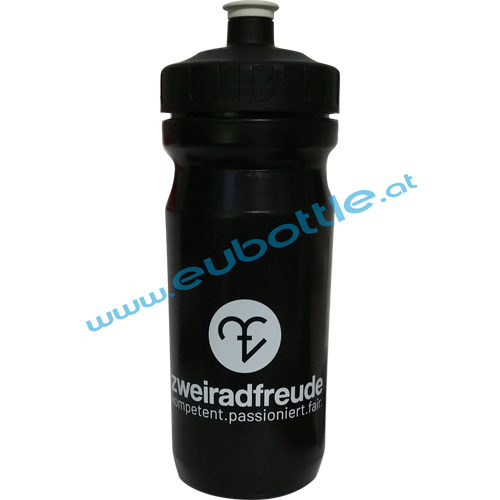 EU Bottle MAX 600ml black - Zweiradfreunde
