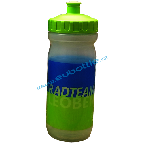 EU Bottle MAX 600ml clear - Radteam Leoben