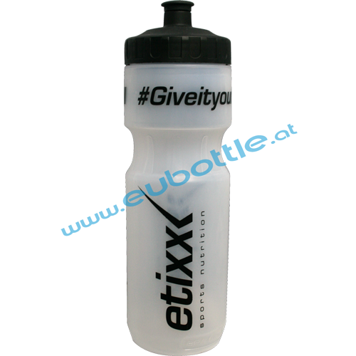 EU Bottle MAX 800ml clear - Etixx
