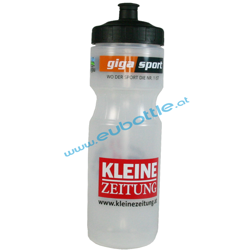 EU Bottle MAX 800ml clear - GigaSport