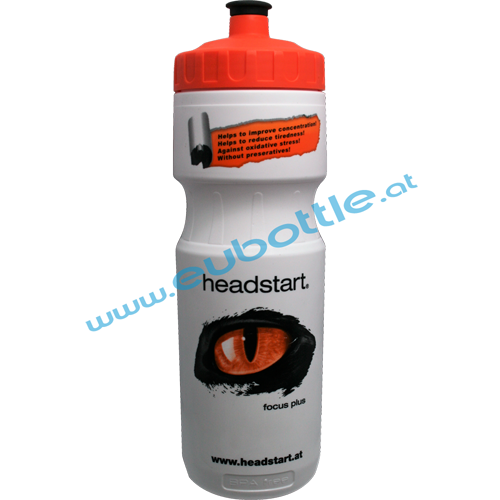 EU Bottle MAX 800ml white - Headstart