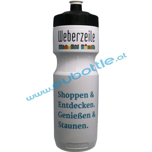 EU Bottle MAX 800ml white - Weberzeile