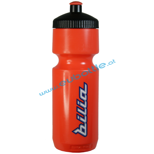 EU Bottle BigMouth 750ml orange - Bilia