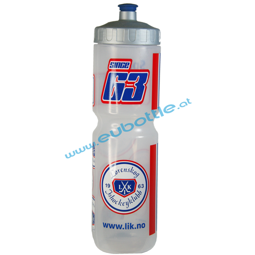 EU Bottle MAX 1000ml clear - Lorenskog Ishockeyklubb