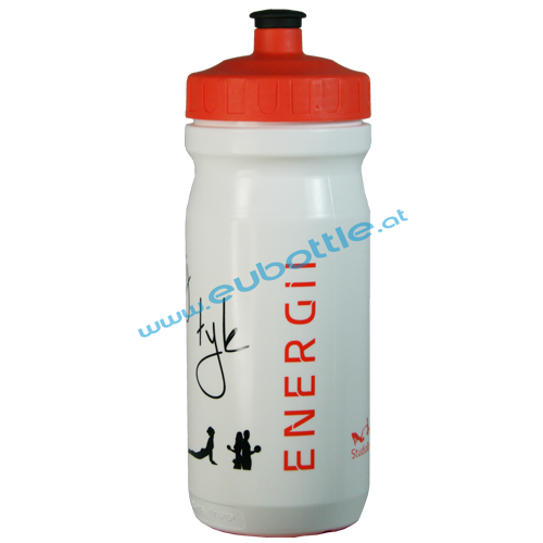 EU Bottle MAX 600ml white - Energii